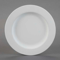 Picture of Ceramic Bisque 21423 Rimmed Dinner Plate