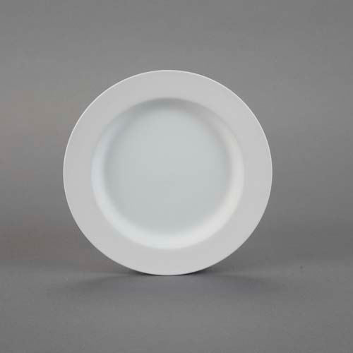 Picture of Ceramic Bisque 21424 Rimmed Salad Plate