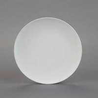 Picture of Ceramic Bisque 21426 Coupe Dinner Plate