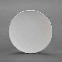 Picture of Ceramic Bisque 21766 Coupe Dessert Plate