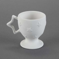 Picture of Ceramic Bisque 21675 Star Mug