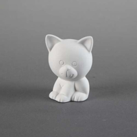 Picture of Ceramic Bisque 26775 Tiny Tot Kitty