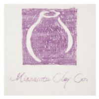 Picture of Graffito Underglaze Tracing Paper Violet