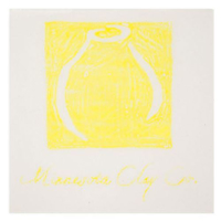 Picture of Graffito Underglaze Tracing Paper Yellow