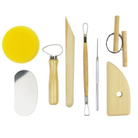 Picture of Pottery Tool Kit 8pc