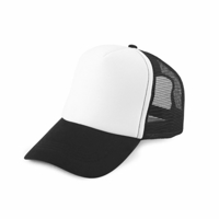 Picture of Sublimation Trucker Cap Adjustable - Black