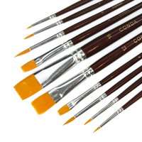 Picture of Artist Paint Brush Set